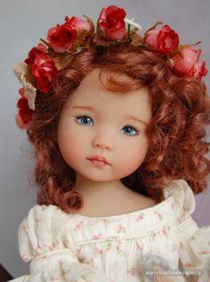 Самые женственные и красивые куклы от Дианы Эффнер и её учениц. / Коллекционные куклы Дианны Эффнер, Dianna Effner / Бэйбики. Куклы фото. Одежда для кукол