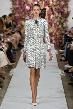 New York Fashion Week Oscar de la Renta Primavera-Verano 2015 | telva.com