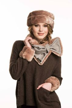 Collars - Tartan Spirit Joyce Young, Collar And Cuff, One Design, Cosy, Tartan, Collars, Winter Hats, Fur, Glamour