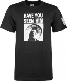 5dc293352 Animal Chin Have You Seen Him T-Shirt Black Chicago Baseball, Print Logo,