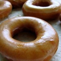 Daring Bakers October: Yeast and Cake Donuts