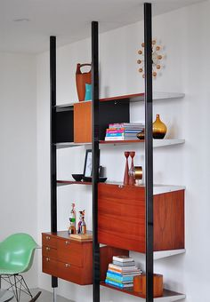 George Nelson Comprehensive Storage System by modernfindings, via Flickr