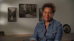 Artist Carrie Mae Weems Says Art Saved Her Life, And Yours Too : Carrie Mae Weems, the first African American woman to have a solo show at New York City's Guggenheim museum and winner of the MacArthur Genius Grant, thinks art is really a shortcut to inner peace.