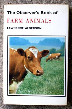 Observer's Books - No.66 - The Observers Book of Farm Animals