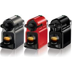 Nespresso Inissia Espresso Coffee Maker - Choose Your Color -- Awesome products selected by Anna Churchill