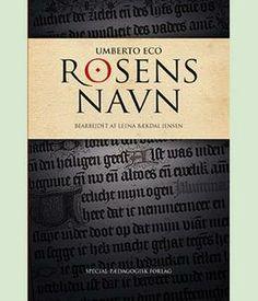10 star out of 10 for Rosens Navn af Umberto Eco #boganmeldelse #bookreview  Read more reviews at http://www.boggnasker.dk