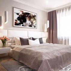 46 Minimalist Master Bedroom Design Trends Ideas - About-Ruth Master Bedroom Design, Home Bedroom, Bedroom Decor, Bedroom Ideas, Master Bedrooms, Contemporary Bedroom, Modern Bedroom, Suites, Luxurious Bedrooms