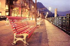 Swiss atmosphere in the beautiful city of Lugano on a cold winter night :) Winter Night, Winter Time, Lugano, Alps, Switzerland, Lightroom, Scenery, Journey, Europe