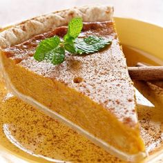 Give a unique flavor to your pumpkin pie with cottage cheese.You'll love the taste!