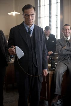 Still of Michael Shannon in Boardwalk Empire