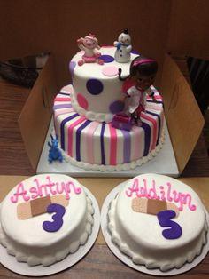 Doc McStuffins Party Ideas   Mcstuffins Cake Cake Ideas and Designs