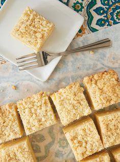 Lemon Cream Cheese Coffee Cake ~ http://www.bakeorbreak.com