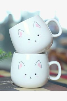 Cute Rabbit Mug Free 3-7 days expedited shipping to U.S. Free first class word wide shipping. Customer service: help@moooh.net