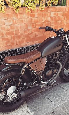 Take a peek at just a few of my most popular builds - custom-made scrambler motorcycles like Suzuki Cafe Racer, Cb 450 Cafe Racer, Scrambler Cafe Racer, Honda Scrambler, Scrambler Custom, Cafe Racer Build, Cafe Racer Motorcycle, Custom Motorcycles, Custom Bikes