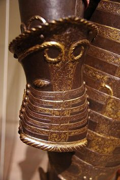 DETAIL OF KING HENRY THE VIII'S ARMOR
