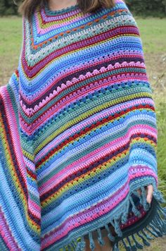 How to make a beautiful Peruvian pattern with the help of a hook by your own hands - scheme
