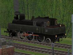 #Personenzug-#Tenderlokomotive #ÖBB 75. Bis #EEP6
