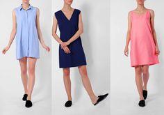 Faire, vegane, nachhaltige Sommerkleider von Jan 'n June, Sommerkleid, Kleid, Fair Fashion, minimalistisch