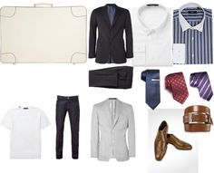 ShopStyle: How To: Pack For a three days Business Trip by Patricia Trépanier acoolguy