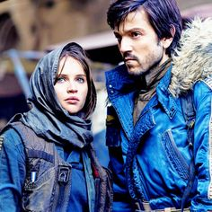 Rogue One... I already ship it too much #rebelcaptain
