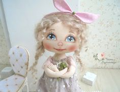 Куклы Принцевской Татьяны