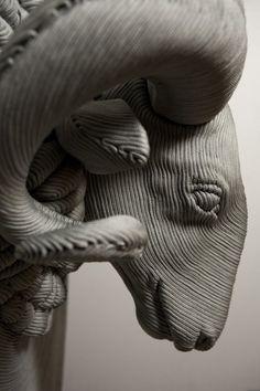 Mozart Guerra - Sculpteur