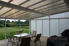 Classic Patio Covers | Natural Light Patio Covers