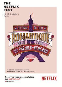 Avis aux cinéphiles et aux sériphiles parisiens : Netflix organise un festival inédit dans son concept, qui propose de découvrir ou redécouvrir gratuitement des oeuvres phares de son catalogue, séries, films et documentaires, dans des lieux insolites de Paris.
