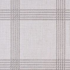 A sophisticated tweed with a bold windowpane check pattern. Medium-weight acrylic blend perfect for upholstery.