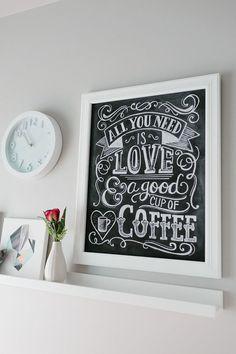 Cadeau pour maman  cadeau amoureux de café  par LilyandVal sur Etsy