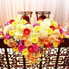 お写真にたくさん残る高砂のお花もお2人の好みに合わせてコーディネート^^ フェアも行なっておりますので、是非お越しくださいませ。  #南国リゾート #グレイスヒル #グレイスヒルオーシャンテラス  #鹿児島 #バリ挙式 #ハワイ挙式 #口コミ1位 #バリ #ハワイ #プレ花嫁 #鹿児島プレ花嫁 #式場見学 #会場見学 #リゾートウエディング #ウエディング #wedding #スマイル #smile #bridal #お花 #flower #高砂 #高砂装花  #高砂装飾 #コーディネート #オーシャンビュー #oceanview #全国のプレ花嫁さんと繋がりたい #皆様のお越しを心よりお待ちしております