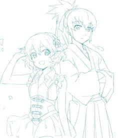 Takumi × Kamui | Fire Emblem: If (Fates)