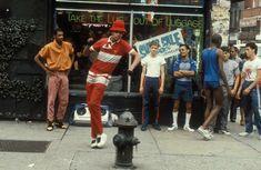 NYC, 80s