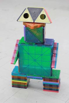 Design and build your own Magna-Tiles Penguin