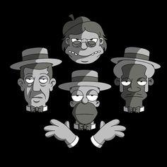 Simpson karikatúra sex