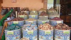 Marrakech - Marrocos - Especiarias