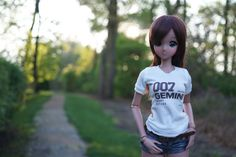 Smart Doll Ebony by mmziboo