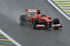 3º Fernando Alonso  Ferrari Brazilian Grand Prix 2013