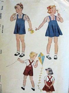 I'd like to make the dress for Avie, but I think I'll skip the boys outfit. Raif would never forgive me.