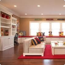 Ultimate Homeschool Room - Lounge/Play Area