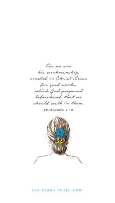 Always loved this verse