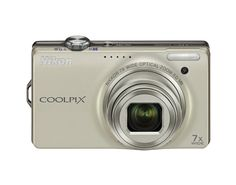 Nikon Coolpix S6000 14.2 MP Digital Camera with 7x Optical Vibration Reduction (VR) Zoom and 2.7-Inch LCD (Silver) > Price:$199.00  > Sale:$189.95 > Click on the image for details and offers. Nikon Cameras, Silver Prices, Nikon Coolpix, Fujifilm Instax Mini, Vr, Digital Camera, Image, Digital Cameras