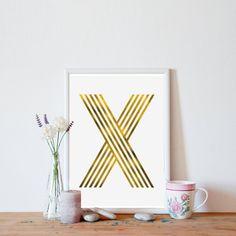 XO Stripes Set