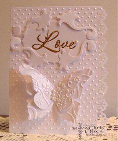 Beautiful idea for wedding invites