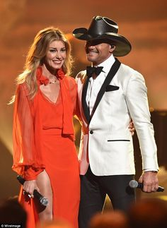 Has to be a record! Together McGraw and Hill have over 61 nominations over the years at the CMAS