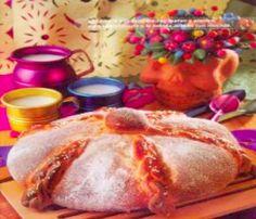 Pan de muerto de pulque