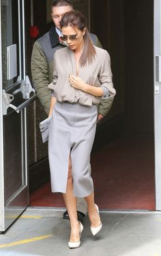 Victoria Beckham - Victoria Beckham at the 'Vogue' Festival