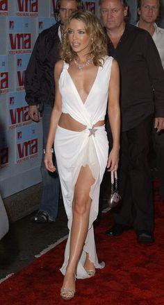 Kylie Minogue - 2002 MTV Video Music Awards - Arrivals
