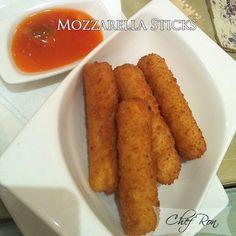 Mozzarella Sticks – Food Recipes