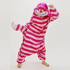 Pijama Gato Cheshire de Alicia | Cosplays